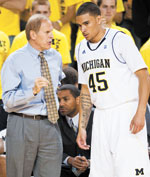 University of Michigan basketball coach John Beilein credits commitment to prayer as source of his strength