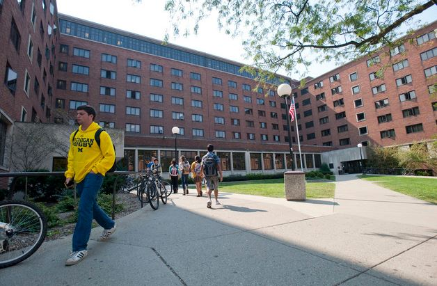 Currently old and outdated, South Quad will receive a $60 million facelift in May