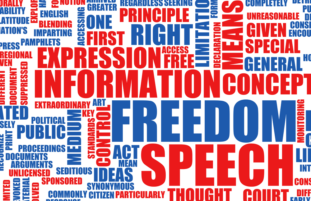 freedom of speech and the public Freedom of expression is also a key theme in our public education work we encourage canadians to think critically about how free expression may be limited and when those limits are reasonable ccla recognizes that strong protections for freedom of expression come with responsibilities.
