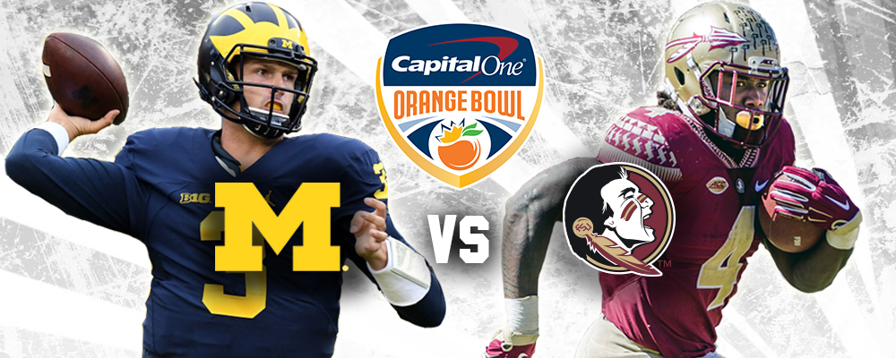 Why This Orange Bowl Matters The Michigan Review